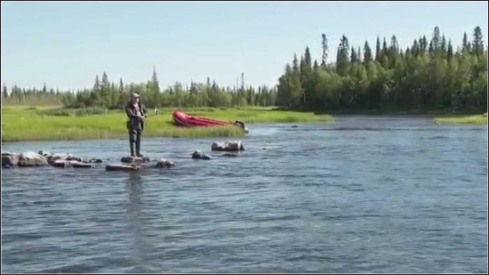 река умба рыбалка